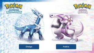 Pokémon Diamante Brillante y Perla Relucientes, confirmados para 2021