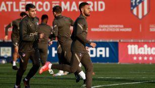 Héctor Herrera: Atlético de Madrid buscará retomar el triunfo ante Villarreal