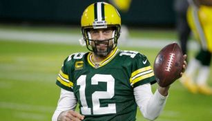 Aaron Rodgers, quarterback de Green Bay Packers
