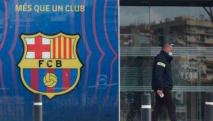 Barcelona: Colaborará con las autoridades en el caso de Bartomeu
