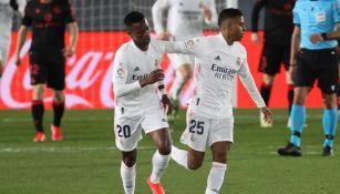 Real Madrid rescató el empate