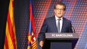 Toni Freixa, candidato independiente por la presidencia del FC Barcelona