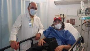 Cepillín: Reapareció en redes sociales tras operación