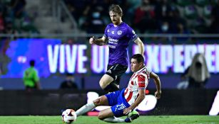 Mazatlán y Chivas empataron a uno en el Kraken