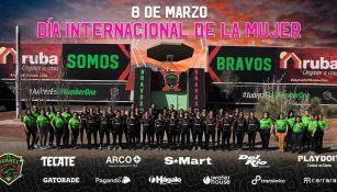 Las mujeres de Bravos de Juárez