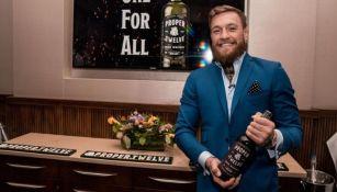 Conor McGregor: Vendió marca de whiskey por 154 millones de dólares