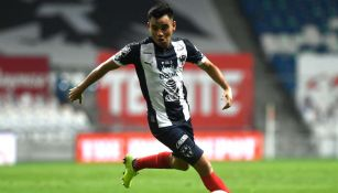 Charly Rodríguez en partido