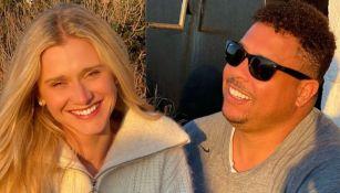 Ronaldo Nazario: Será padre por quinta ocasión