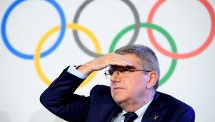 Thomas Bach, reelegido como Presidente del COI