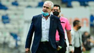 Javier Aguirre: 'Vamos a sufrir contra Cruz Azul'