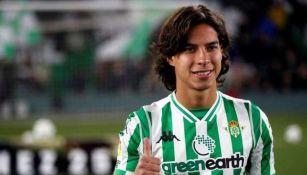 Diego Lainez en el 11 ideal de Concacaf