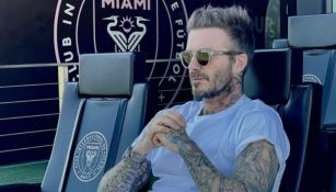 David Beckham, dueño del Inter de Miami
