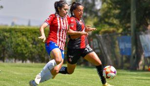 Chivas y Atlas empataron en vibrante partido