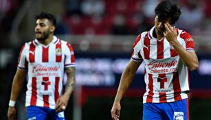 Vega y Macías se lamentan en el Clásico Nacional