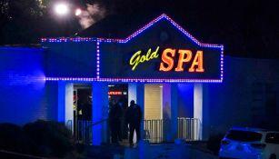 Tiroteo en spas de Atlanta dejaron al menos siete muertos