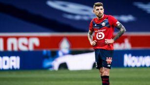 Lille perdió ante el Nimes