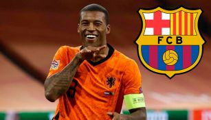 Barcelona: Georginio Wijnaldum firmó precontrato con el club culé
