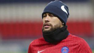 Neymar, preocupado con el PSG
