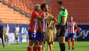 Arturo Brizio: Admitió error arbitral en el Atlético San Luis vs Pumas