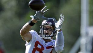 NFL: Gronkowski confesó que habló con Buffalo y otros equipos antes de renovar con Tampa Bay