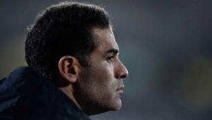 Rafael Márquez, técnico mexicano