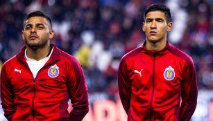 Jesús Molina: 'Vega y Antuna no han brillado en Chivas por el mal momento del equipo'