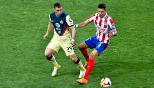 Jesús Molina en derrota vs América