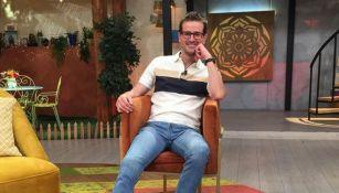 Poncho Verá ahora está en un matutino de Imagen Televisión