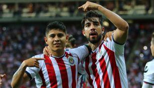Rodolfo Pizarro sobre Chofis López: 'Siento que tardó mucho en salir de Chivas'