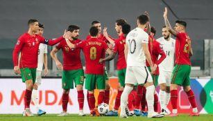Portugal ganó gracias a un autogol
