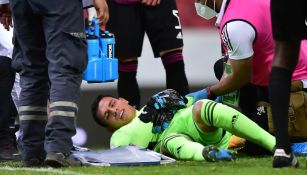 Selección Mexicana: Luis Ángel Malagón descartó haber sufrido fractura en el brazo