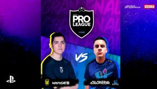 IvánTigre y Crackheber se enfrentan en la Final de la Pro League Series