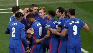 Qatar 2022: Inglaterra goleó sin problemas a San Marino