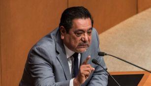 INE anuló candidatura de Salgado