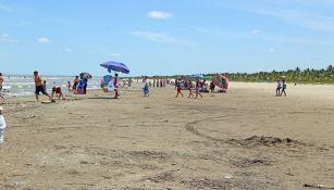Playas de Tabasco cerrarán en Semana Santa