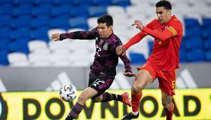 México cayó ante Gales