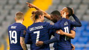 Qatar 2022: Francia despertó en eliminatoria con victoria ante Kazajistán