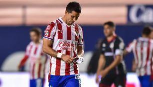 Jesús Molina tras un duelo con Chivas en Liga MX