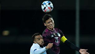 Héctor Moreno en victoria vs Costa Rica