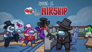 Among Us estrena The Airship, su nuevo mapa en la alturas