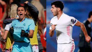 Real Madrid: Jugadores defendieron a portera merengue de insultos machistas