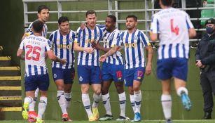 Porto venció al Tondela