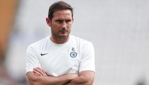 Frank Lampard: 'He rechazado algunas oportunidades para dirigir en los últimos dos meses'