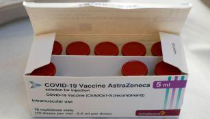 Dosis de vacuna AstraZeneca
