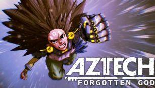 Achtli, protagonista de Aztech Forgotten Gods