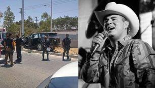 Irving Olivas, hermano de Alfredo Olivas, perdió la vida en ataque