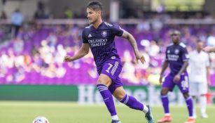 Alexandre Pato en acción con Orlando City