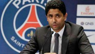 Al-Khelaifi, del PSG, sustituyó a Agnelli como presidente de Asociación de Clubes Europeos