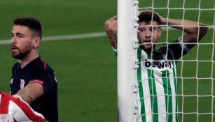 Betis empató con el Athletic