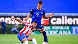 Chivas vs Monterrey en partido